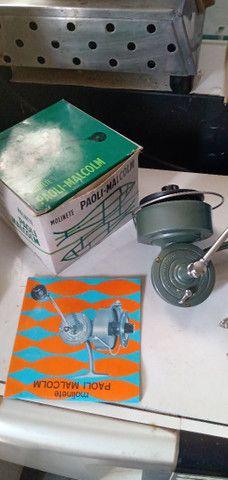 Molinete Super Paoli Luxo Lado Esquerdo - Foto 5