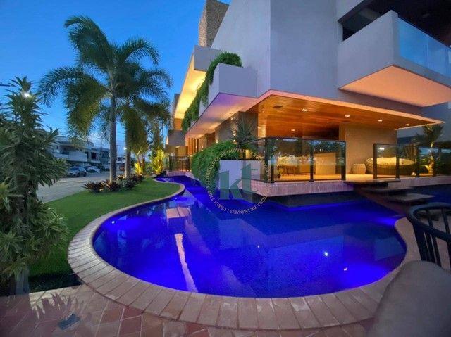 Casa com 4 dormitórios à venda, 538 m² por R$ 3.500.000,00 - Portal do Sol - João Pessoa/P - Foto 9