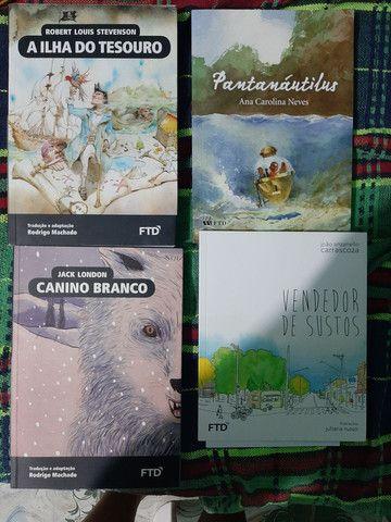 Livro Coleção Trilhas FTD - Foto 3
