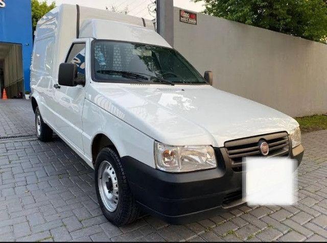 Fiat fiorino 1.3 8v fireflex completo unico dono financiamento facil wluz - Foto 5