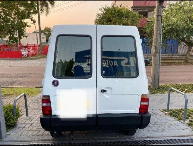 Fiat fiorino 1.3 8v fireflex completo unico dono financiamento facil wluz