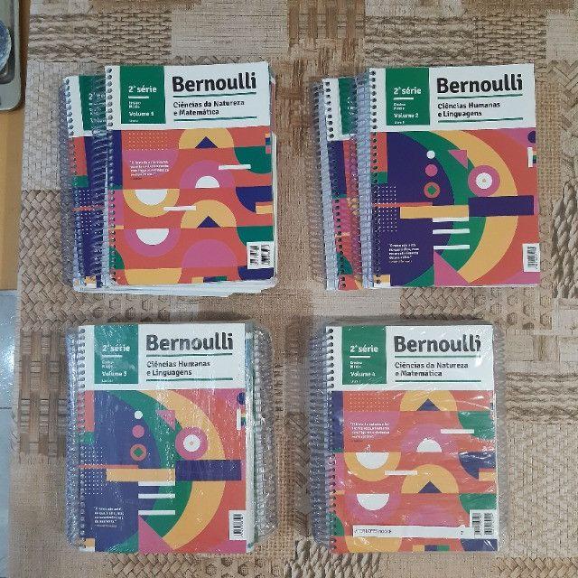 Apostilas Bernoulli - 2° ano - ensino médio