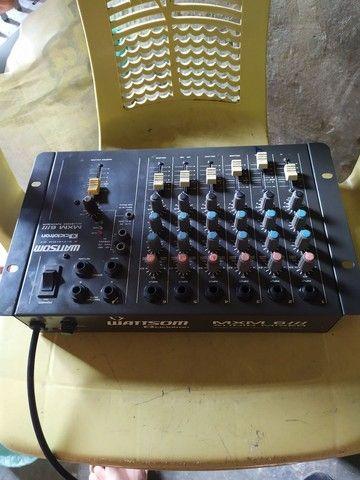 Mesa de som wattsom ciclotron 6III - Foto 3