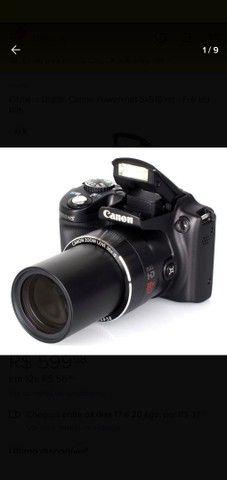 Câmera Canon OBS:aceito troca por smartphone ou PS4
