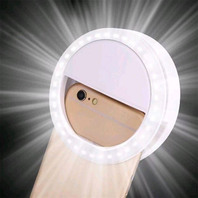 NOVO* Ring Light Luz de Selfie Universal - Foto 2