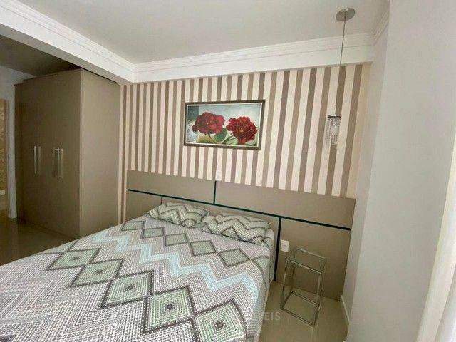 Apartamento Mobiliado de 3 Suítes na Barra Norte em Balneário Camboriú - Foto 16