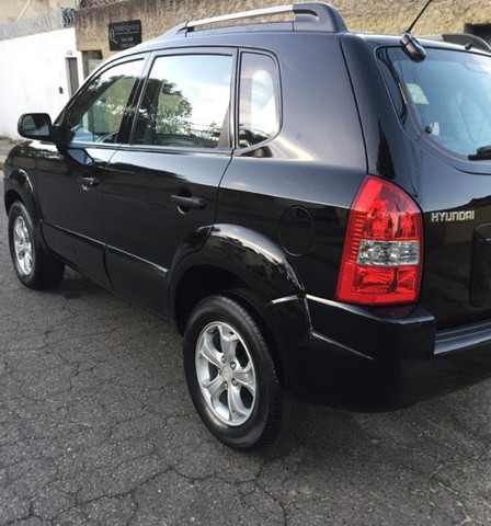 Hyundai Tucson Preta - Foto 4