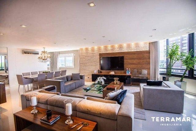 Apartamento com 3 dormitórios para alugar, 229 m² por R$ 10.000/mês - Centro - Novo Hambur - Foto 4