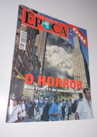 Revista Época 11 De Setembro