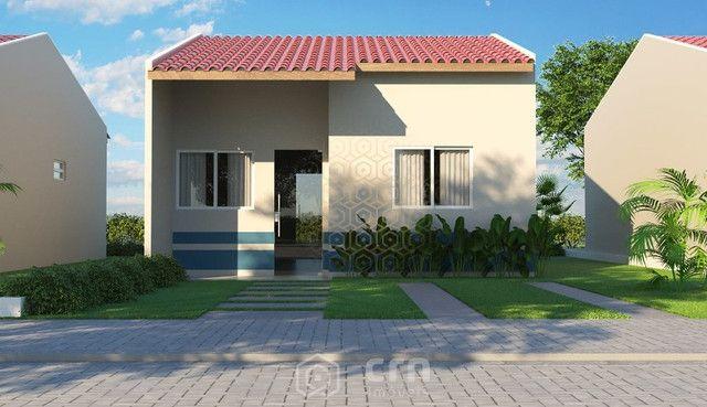 Casas no Luz Gonzaga a 124.000, a melhor condição do mercado