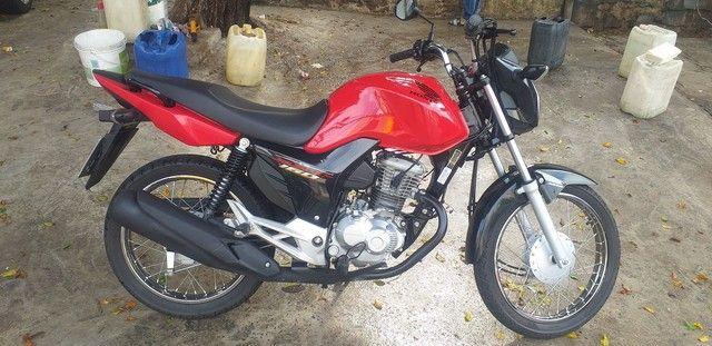 Moto CG start 160 ZERA  - Foto 3