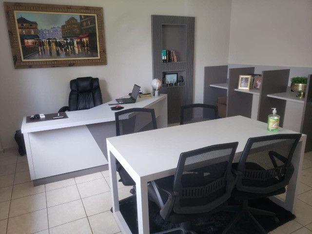 Vende-se Móveis planejados para escritório completo - Foto 5