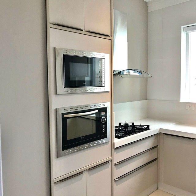 Apartamento mobiliado com 4 suítes na Meia Praia Itapema - SC. - Foto 8