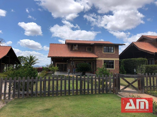 Casa com 6 dormitórios à venda, 350 m² por R$ 550.000,00 - Novo Gravatá - Gravatá/PE - Foto 20