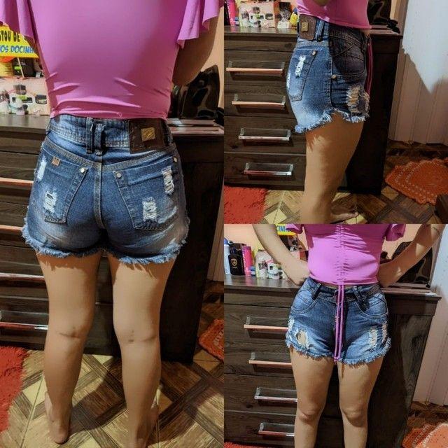 Shorte jeans