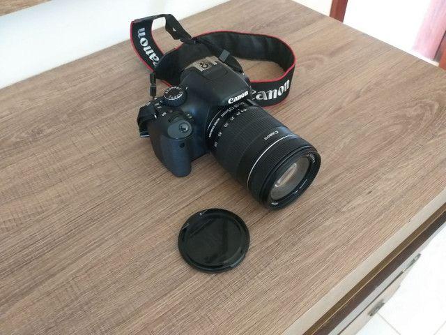 Câmera Canon EOS 550 D  - Foto 6