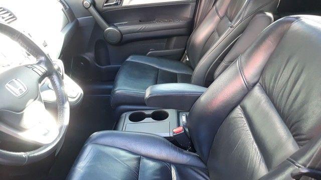 Honda CRV Exl Completa Teto Solar AWD - Foto 11