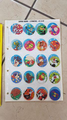 Coleção tazo Looney Tunes - Foto 4