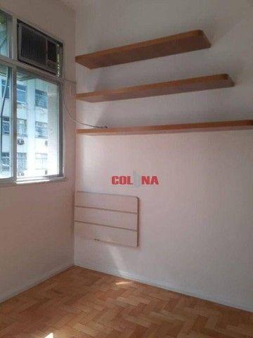 Apartamento com 3 dormitórios à venda, 110 m² por R$ 1.200.000,00 - Icaraí - Niterói/RJ - Foto 10