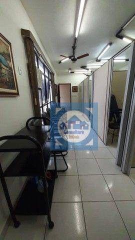 Sala para alugar, 46 m² por R$ 1.600,00/mês - Encruzilhada - Santos/SP - Foto 9
