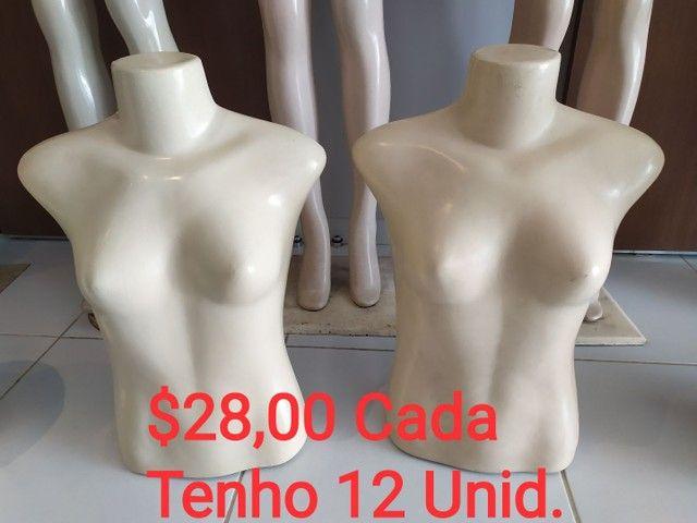 Manequim Feminino vários modelos e preços - Foto 2