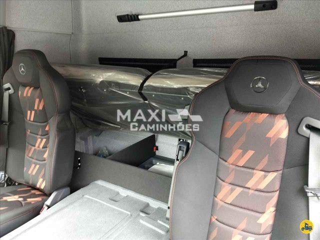 MB Atego 2426 6x2 Truck OKM Completo Pronta entrega - Foto 8