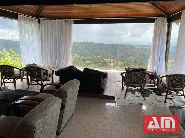 Casa com 5 dormitórios à venda, 390 m² por R$ 1.300.000,00 - Alpes Suiços - Gravatá/PE - Foto 11