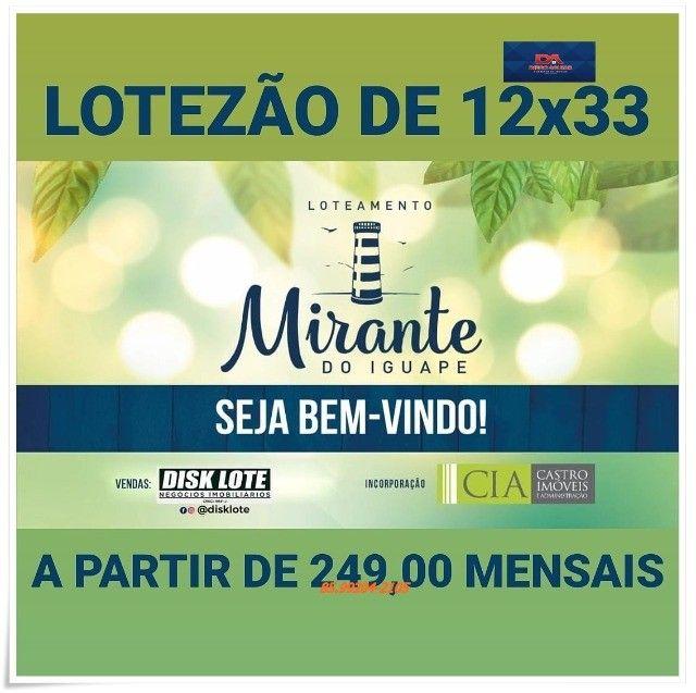Loteamento Mirante do Iguape  %&% - Foto 9