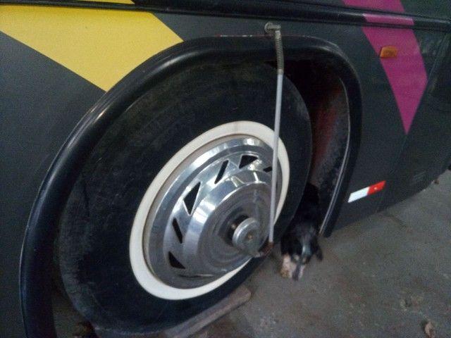 Onibus rodoviario marcopolo 91 novo - Foto 14