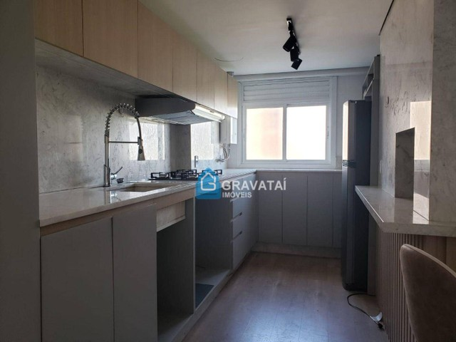 Apartamento com 2 dormitórios para alugar, 85 m² por R$ 2.200/ano - Centro - Gravataí/RS - Foto 6