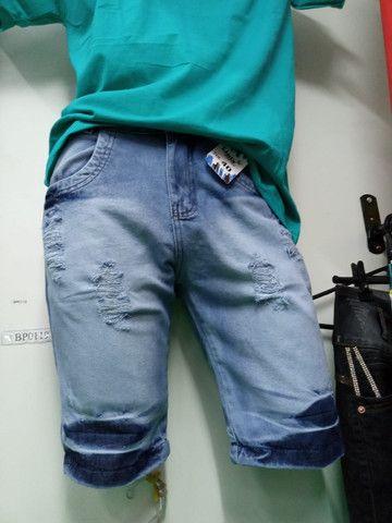 Neres Fashion / Bermudas Jeans