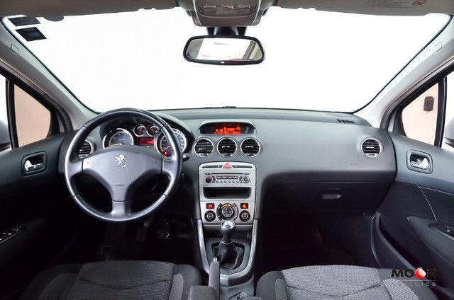 Peugeot 308 Allure 1.6 Mec. em ótimo estado revisado!! - Foto 8
