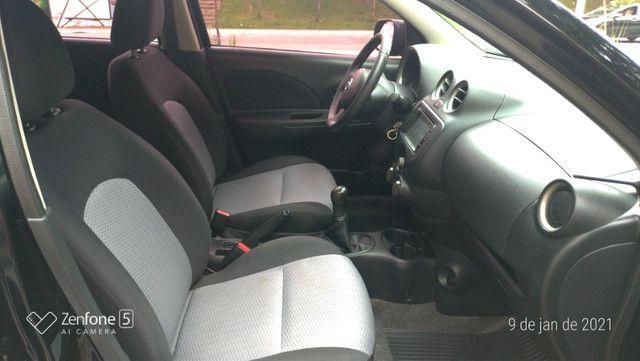 Nissan March 1.0 S Flex Revisado Kit Mult. Novo !! - Foto 12