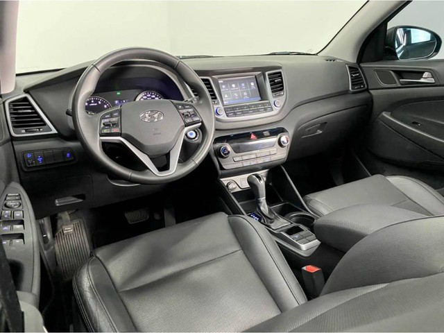 Hyundai Tucson 1.6 Turbo GLS - Foto 9