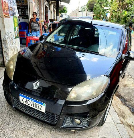 Renault Sandero 2014 Completo + Kit Gás - Foto 6