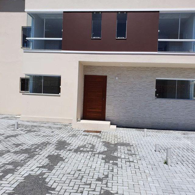 Apartamento novo 2º andar 2 quartos perto da praia em Barra Velha - Foto 19