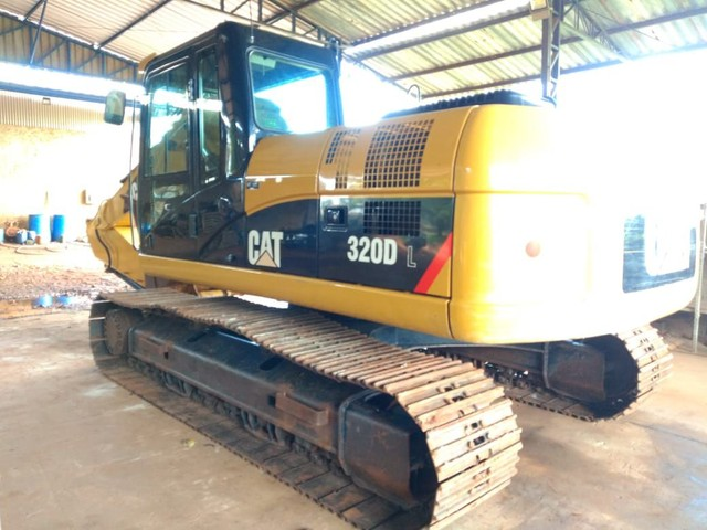 Escavadeira Cat 320DL - Foto 4