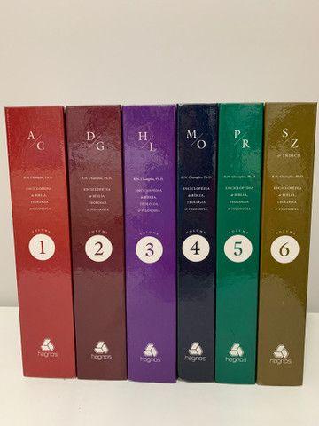 Enciclopédia De Biblia Teologia E Filosofia Do Champlin