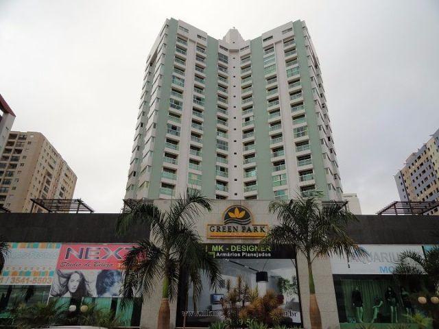 Duplex com 2 Quartos no Green Park em Águas Claras
