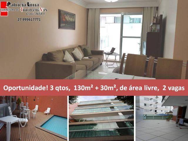Excelente 3 quartos 2 vagas Jardim da Penha - PL0252