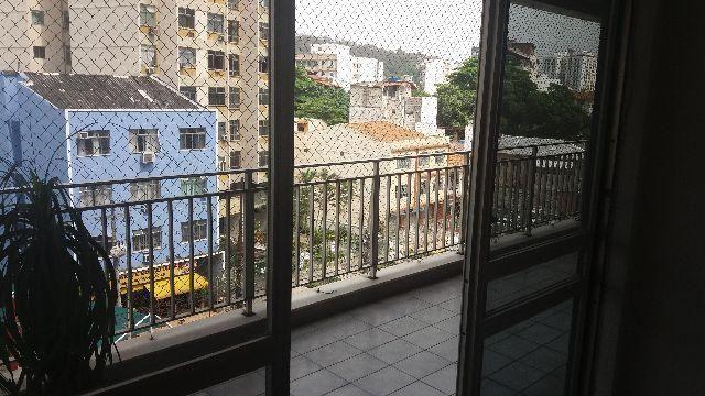 Apartamento Grajáu - 3 quartos, 1 suite c/garagem
