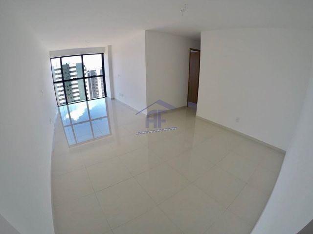 Apartamento com 3 quartos sendo 2 suítes - Edifício Maison Du Vitré - Jatiúca
