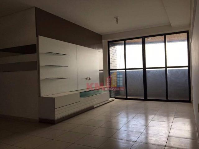 Aluga-se apartamento semimobiliado no Spazio di Veneto