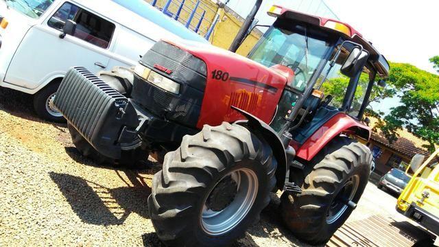 Trator Case MXM 180