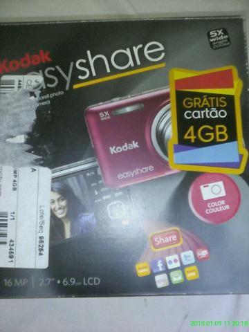 Camera Digital Kodak Easyshare