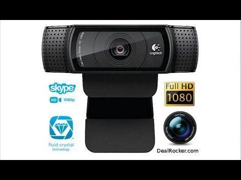 Webcam Logitech C920 Hd Pro Full Hd A Melhor Para Youtubers
