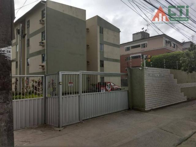Apartamento residencial à venda, Várzea, Recife.