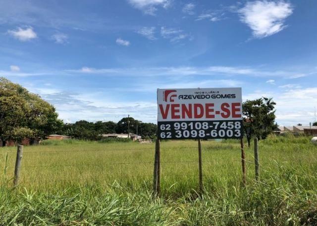 Areá na BR 060 saída para Brasilia Imobiliária Azevedo Gomes - Foto 2