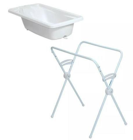 Kit banheira+suporte Burigotto