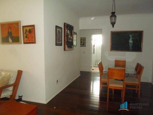Apartamento residencial à venda, Cocó, Fortaleza - AP2611. - Foto 17